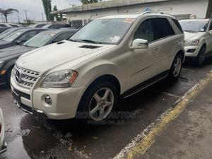 Mercedes-Benz M Class 2011 ML 550 4Matic White   Cars for sale in Lagos State, Apapa