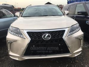 Lexus RX 2013 350 AWD Gold   Cars for sale in Lagos State, Apapa