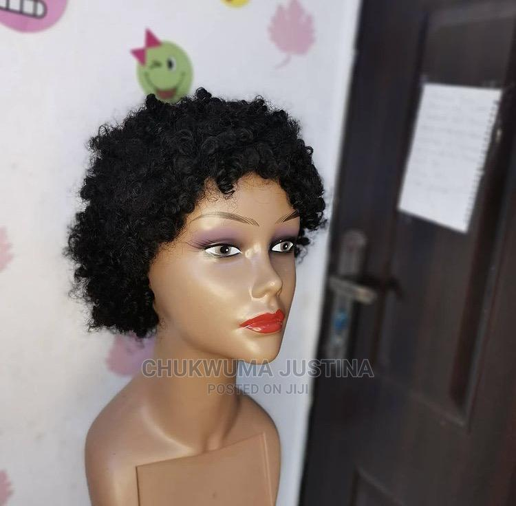 Short Curly Hair   Hair Beauty for sale in Kubwa, Abuja (FCT) State, Nigeria