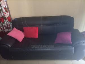 7 Seater Quality Leather Sofa   Furniture for sale in Anambra State, Awka