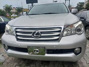 Lexus GX 2010 460 Silver | Cars for sale in Rivers State, Port-Harcourt
