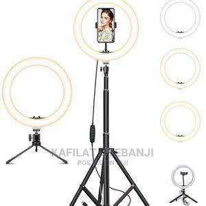 10 Inches And 18 Inches Led Ring Light   Accessories & Supplies for Electronics for sale in Lagos State, Lagos Island (Eko)