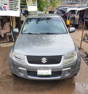 Suzuki Grand Vitara 2007 Gray | Cars for sale in Lagos State, Lagos Island (Eko)