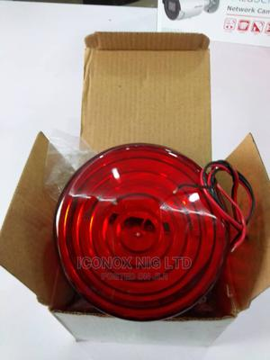 Red Fire Alarm Strobe Light LED Warning Light   Safetywear & Equipment for sale in Lagos State, Ikeja
