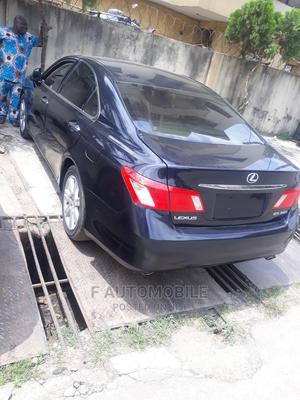 Lexus ES 2007 Blue   Cars for sale in Lagos State, Yaba