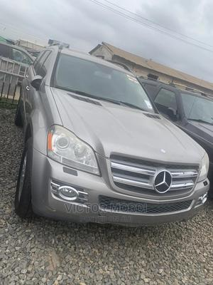 Mercedes-Benz GL Class 2007 Silver | Cars for sale in Lagos State, Abule Egba