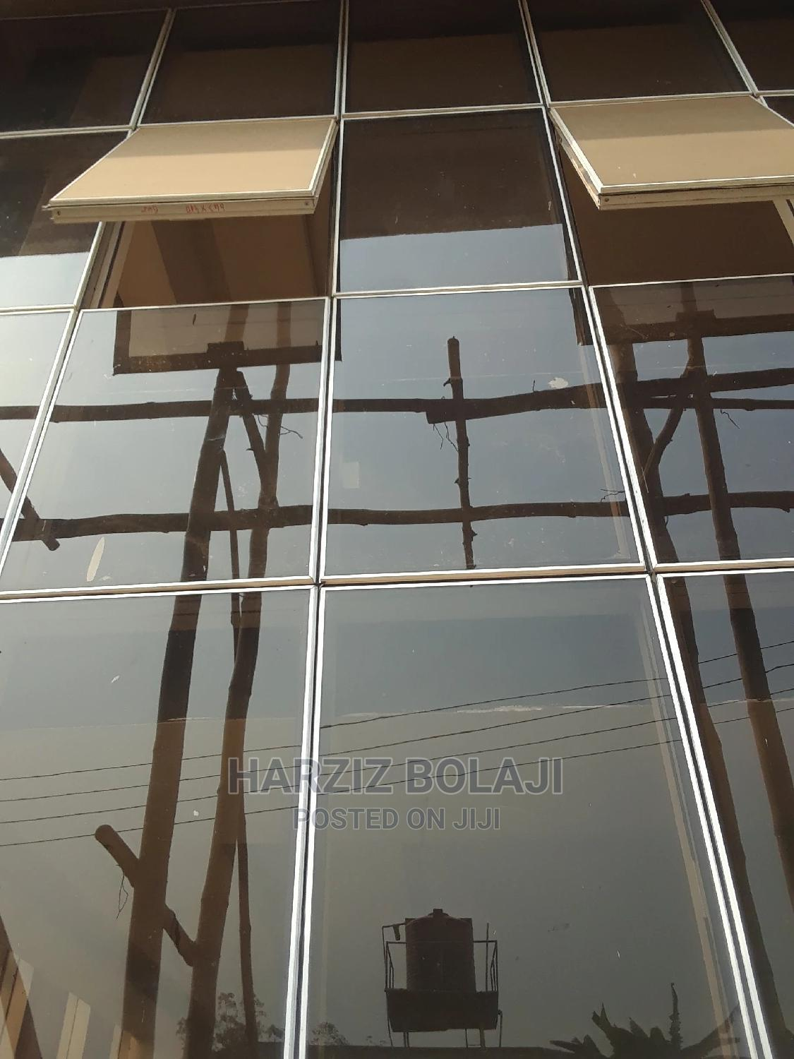 Archive: Thick Tinted Glass