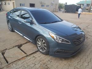 Hyundai Sonata 2015 Blue | Cars for sale in Abuja (FCT) State, Jikwoyi