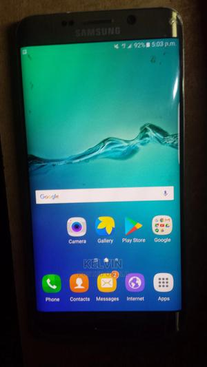 Samsung Galaxy S6 Edge Plus 32 GB Gold | Mobile Phones for sale in Lagos State, Ipaja
