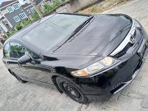 Honda Civic 2009 1.4 Black | Cars for sale in Lagos State, Ajah