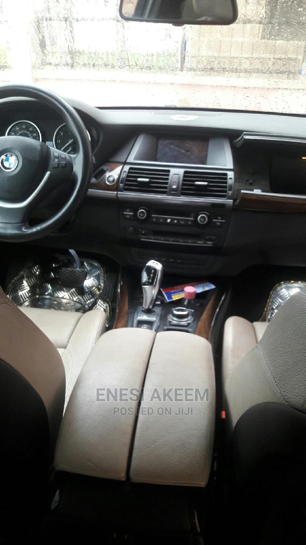 Archive: BMW X5 2010 Gray