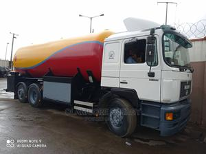 Registered 12tons Lpg Bobtail | Heavy Equipment for sale in Lagos State, Apapa