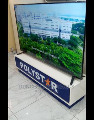 "Polystar UHD 4K Slim TV(75""Inch) Smart Internet(Netflix) | TV & DVD Equipment for sale in Lagos State, Ojo"