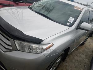 Toyota Highlander 2011 Gray   Cars for sale in Lagos State, Lekki