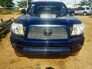 Toyota Tacoma 2007 Blue | Cars for sale in Lagos State, Ikotun/Igando