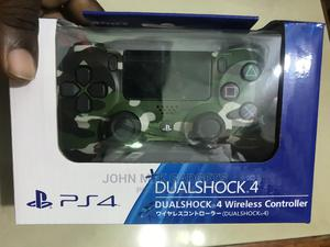 Play Station 4 Camo Game Pad Controller | Video Game Consoles for sale in Lagos State, Ikeja