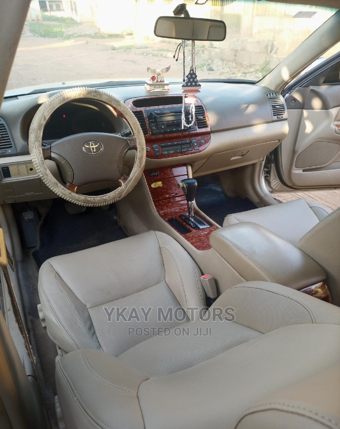 Archive: Toyota Camry 2004 Silver