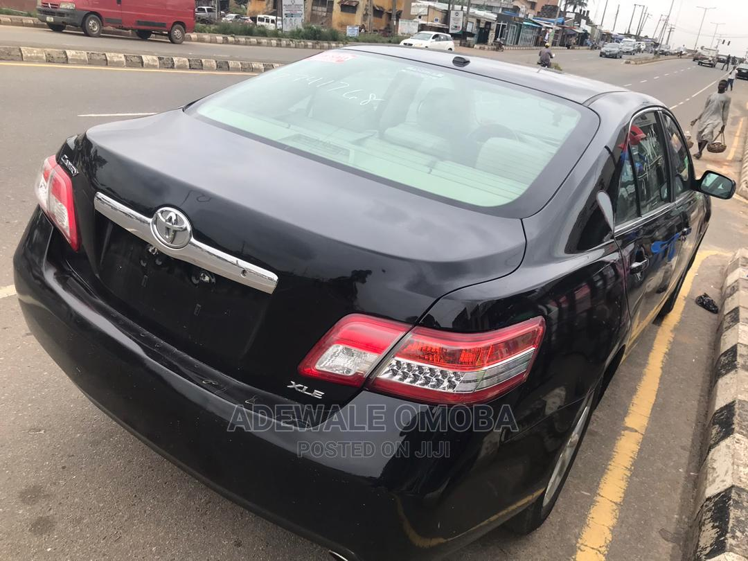 Toyota Camry 2010 Black | Cars for sale in Oluyole, Oyo State, Nigeria