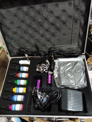 Body Tattoo Machine | Tools & Accessories for sale in Lagos State, Ojo