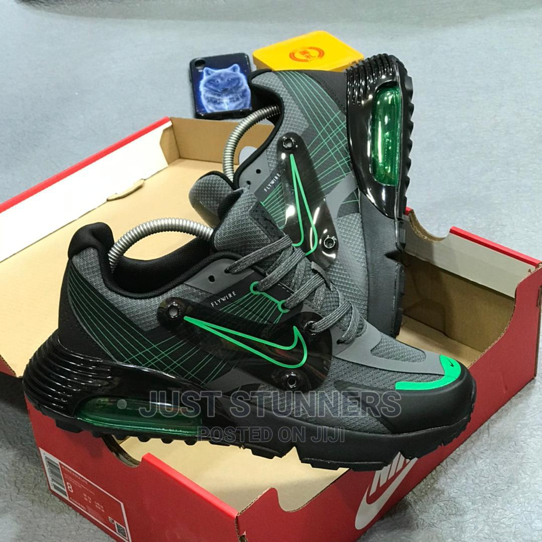 Nike Airmax FLYWIRE Men's Sneakers | Shoes for sale in Surulere, Lagos State, Nigeria