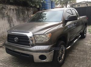 Toyota Tundra 2007 SR5 Double Cab Gray | Cars for sale in Lagos State, Ojodu