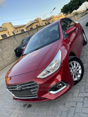 Hyundai Accent 2018 SE Red | Cars for sale in Lagos State, Lekki