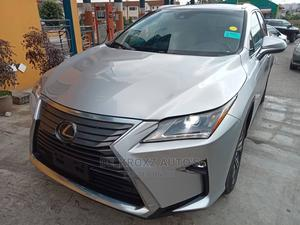 Lexus RX 2019 350L AWD Silver   Cars for sale in Lagos State, Ikeja