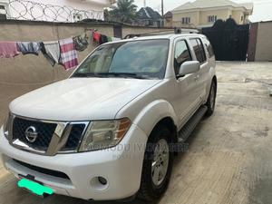 Nissan Pathfinder 2008 SE 4x4 White | Cars for sale in Lagos State, Ajah