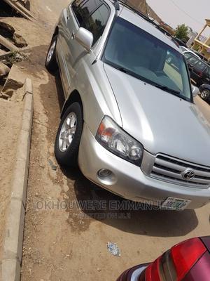 Toyota Highlander 2005 Limited V6 Gold | Cars for sale in Kaduna State, Zaria