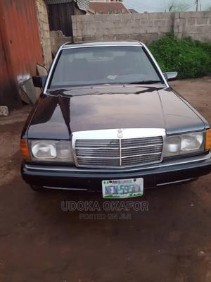 Mercedes-Benz 190E 1999 Black | Cars for sale in Enugu State, Enugu