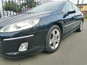 Peugeot 407 2008 Black   Cars for sale in Rivers State, Port-Harcourt