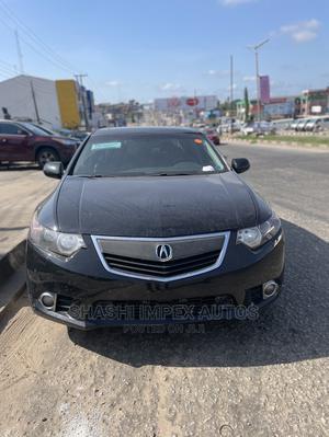 Acura TSX 2012 Sedan Black | Cars for sale in Oyo State, Ibadan
