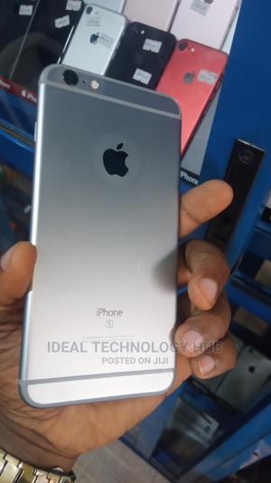 Apple iPhone 6 Plus 16 GB Silver   Mobile Phones for sale in Lagos State, Ikeja