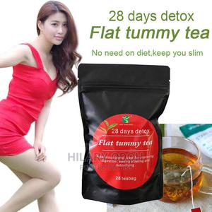 Magic Slimming Tea 28 Days Flat Tummy and Detox Slimming Tea | Vitamins & Supplements for sale in Lagos State, Ojo