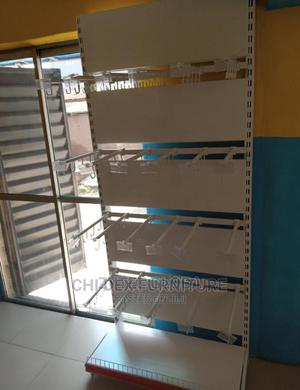 High Quality Strong Supermarket Hanging Shelves | Store Equipment for sale in Lagos State, Ajah