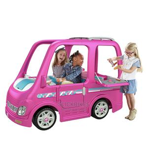 Power Wheel Barbie Dream Camper, Battery Power Ride On   Toys for sale in Lagos State, Isolo