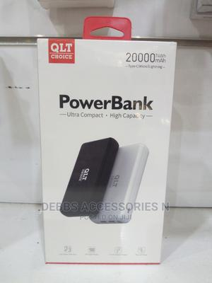 20000mah Qlt Power Bank   Accessories for Mobile Phones & Tablets for sale in Lagos State, Ikeja