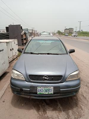 Opel Astra 2004 1.6 Caravan Gray   Cars for sale in Lagos State, Lekki