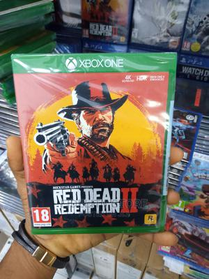 Xbox One Red Dead Redemption 2 | Video Games for sale in Lagos State, Ikeja