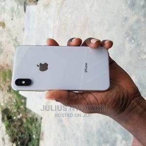 Apple iPhone X 64 GB White | Mobile Phones for sale in Lagos State, Isolo