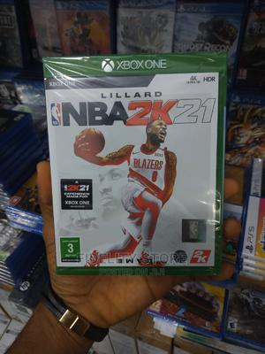 Xbox One-Xbox One Series X Nba2k21   Video Games for sale in Lagos State, Ikeja