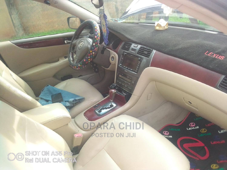 Lexus ES 2004 330 Sedan Blue | Cars for sale in Amuwo-Odofin, Lagos State, Nigeria