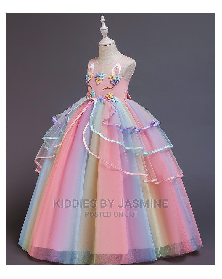 Archive: Big Girl Unicorn Long Gown