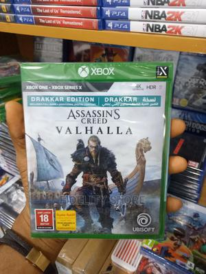 Xbox One-Xbox One Series X Assassin's Creed Valhalla   Video Games for sale in Lagos State, Ikeja