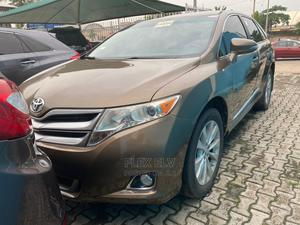 Toyota Venza 2014 Brown | Cars for sale in Lagos State, Ikeja