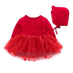Baby Girl Newborn First Birthday Dress | Children's Clothing for sale in Lagos State, Alimosho