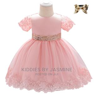 Baby Princess Newborn First Birthday Gown | Children's Clothing for sale in Lagos State, Alimosho