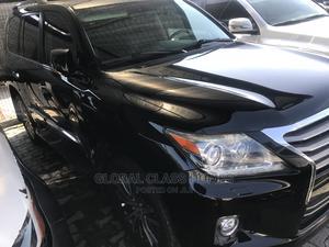 Lexus LX 2014 570 AWD Black | Cars for sale in Lagos State, Lekki