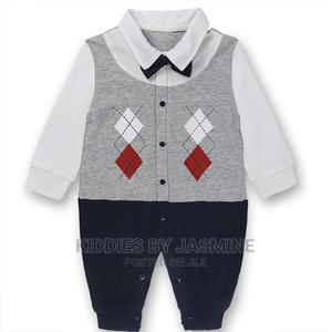 Baby Boy First Birthday Romper   Children's Clothing for sale in Lagos State, Alimosho