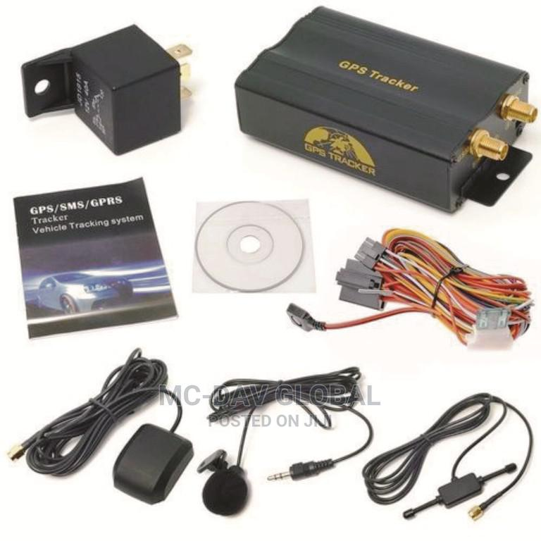 GPS/ GPRS /GSM Vehicle Car Tracker